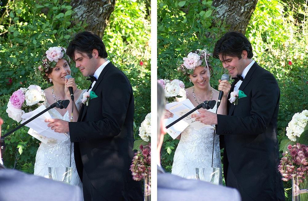 Le mariage de printemps, romantique et floral, de Mme la Rose (13)