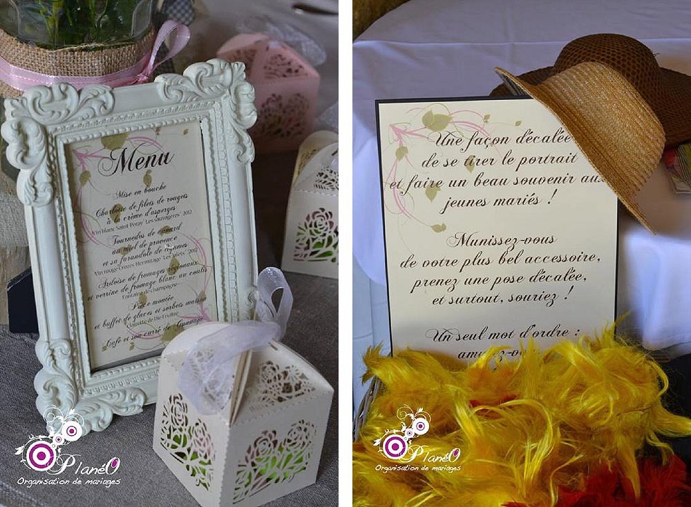 Le mariage de printemps, romantique et floral, de Mme la Rose (20)