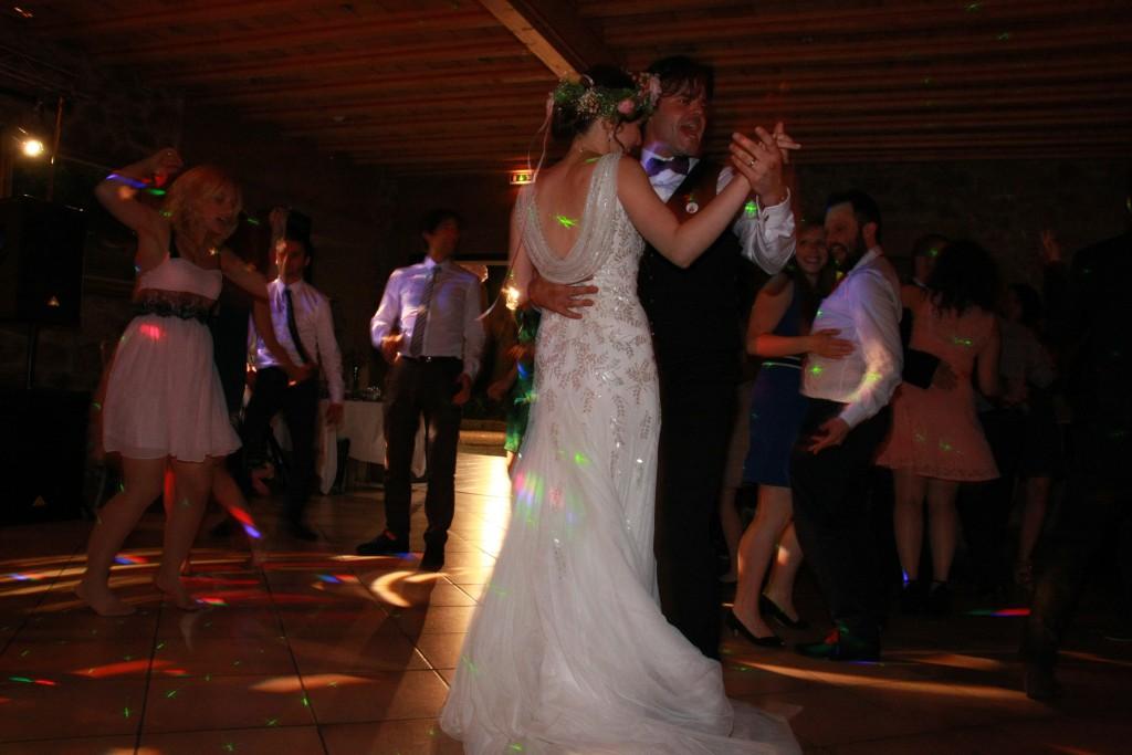 Le mariage de printemps, romantique et floral, de Mme la Rose (26)