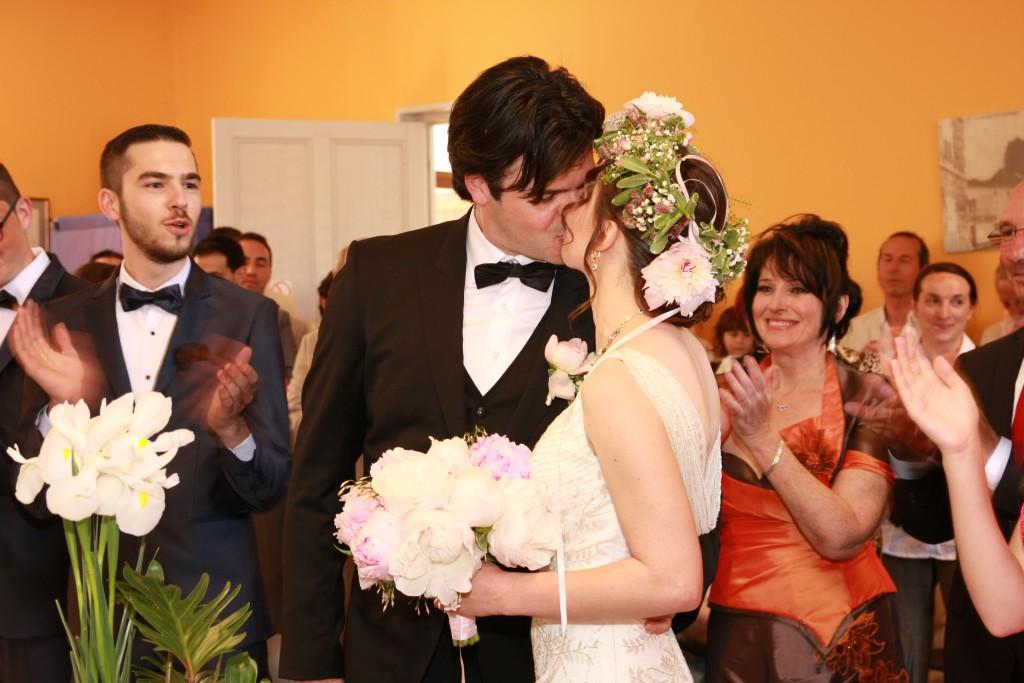 Le mariage de printemps, romantique et floral, de Mme la Rose (5)