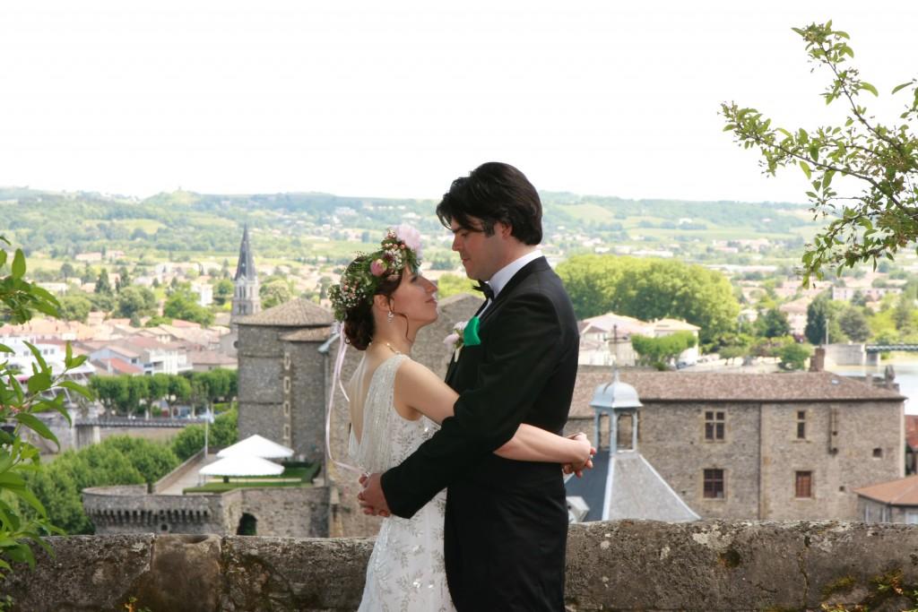 Le mariage de printemps, romantique et floral, de Mme la Rose (9)