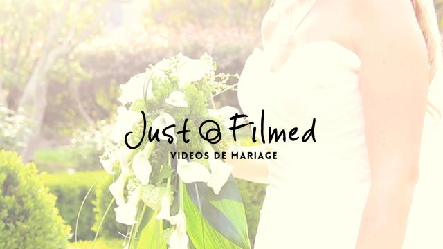 Just Filmed Vidéos de Mariage