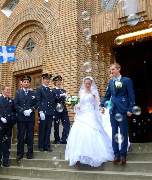 Déroulé de notre cérémonie religieuse // Photo : Nolwenn Carré