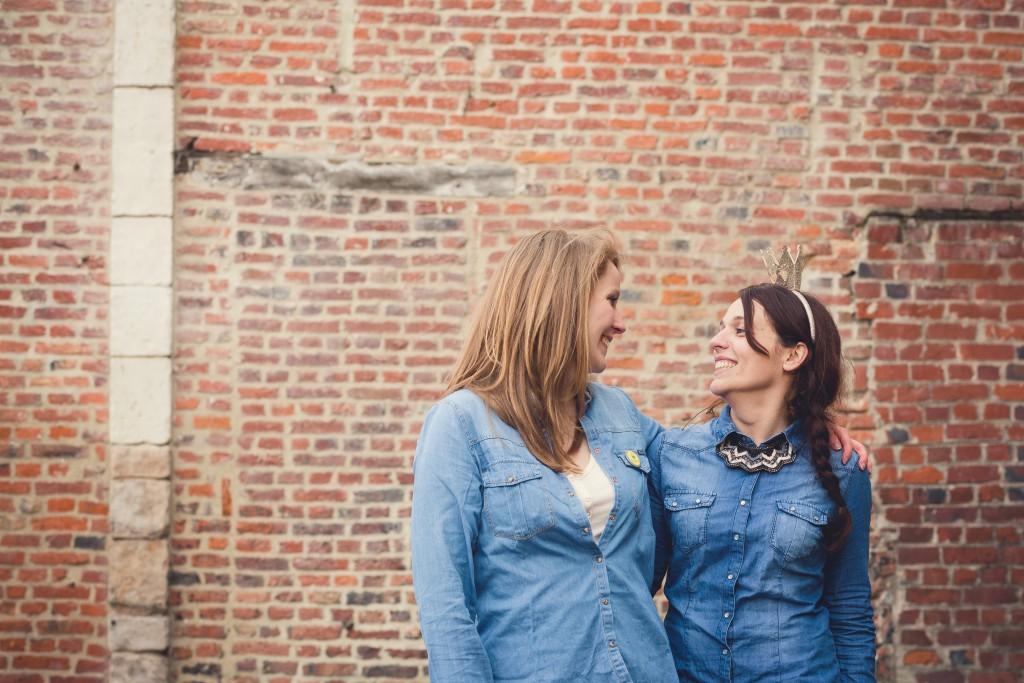 Une séance photo pour mon EVJF // Photo : Wide Open  Photographies