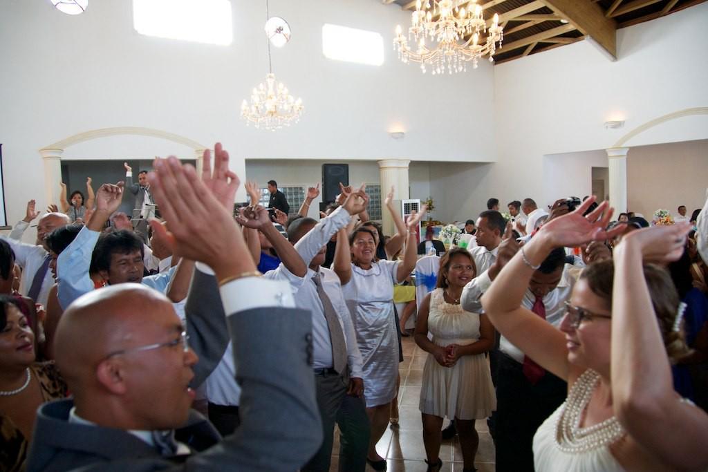 Bal de mon mariage traditionnel malgache // Photo : Ymagoo