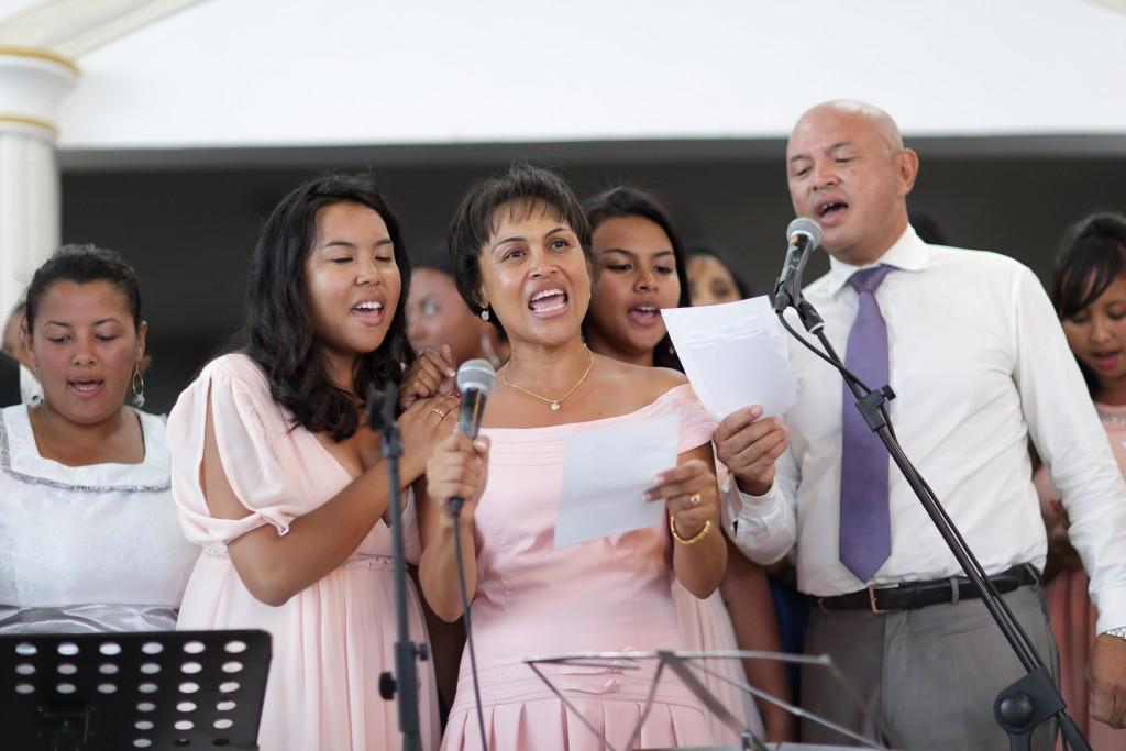 Chants et discours de mon mariage traditionnel malgache // Photo : Ymagoo