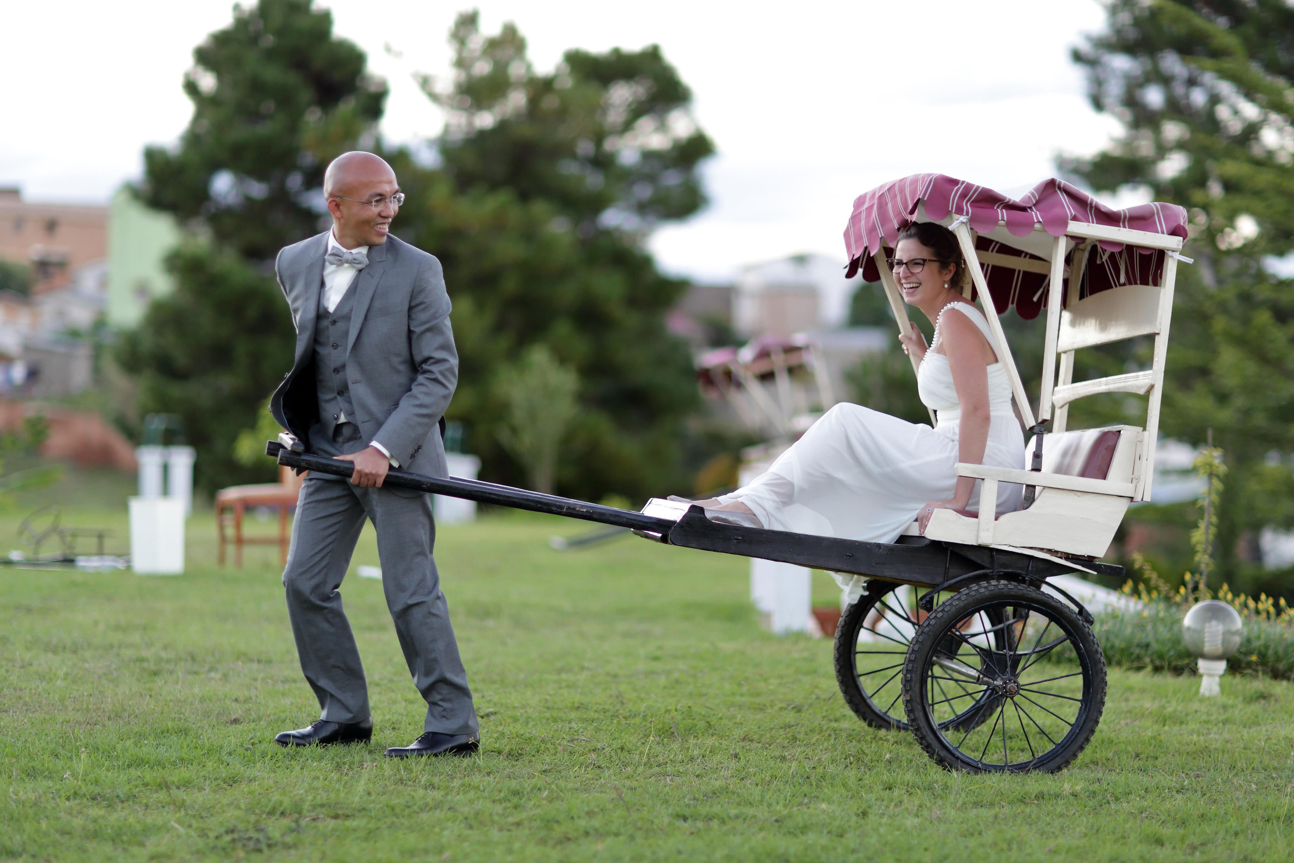 Mon mariage traditionnel malgache : notre séance photo