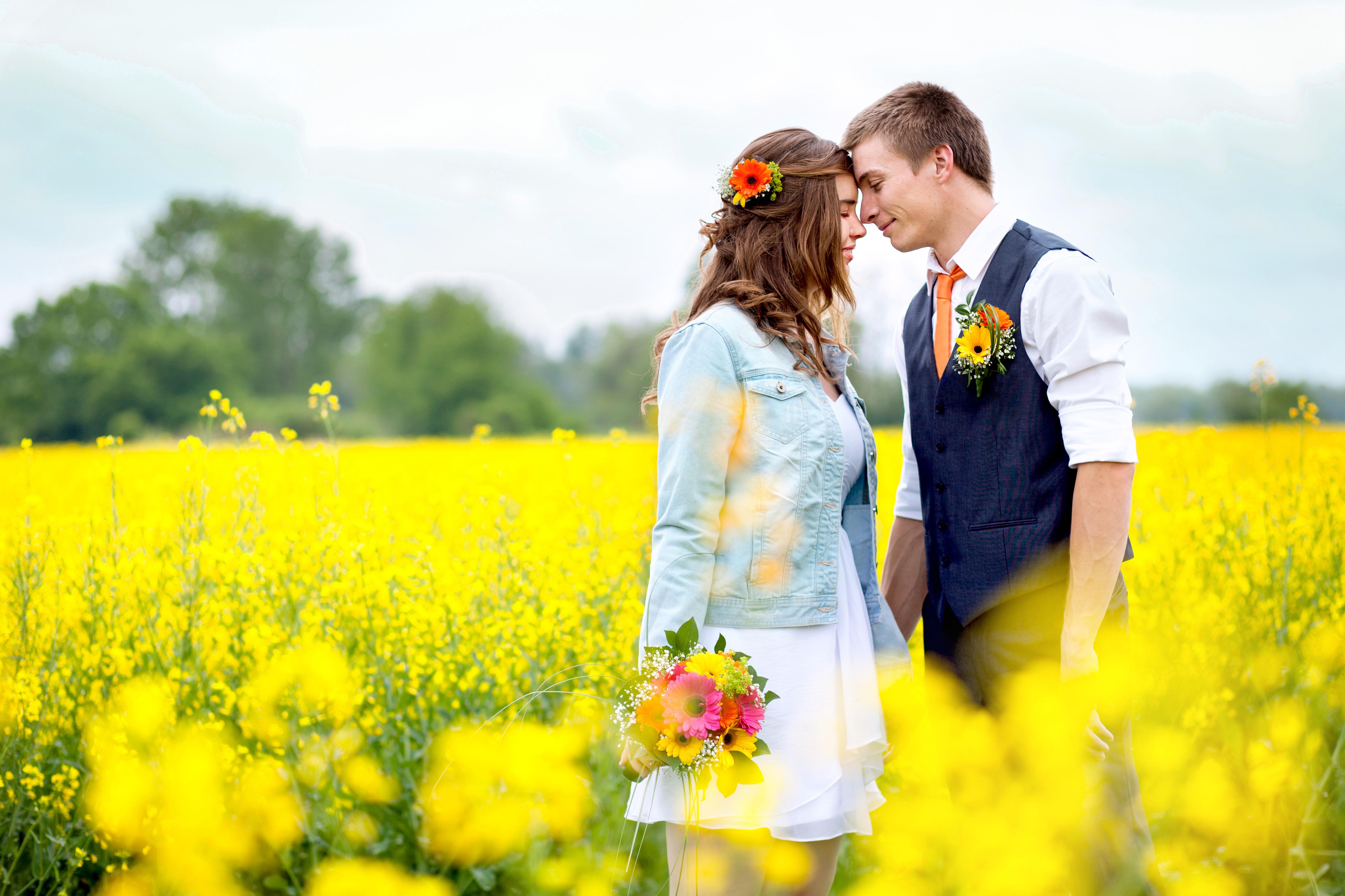 Mon mariage pétillant : notre séance photos en couple – Partie 2