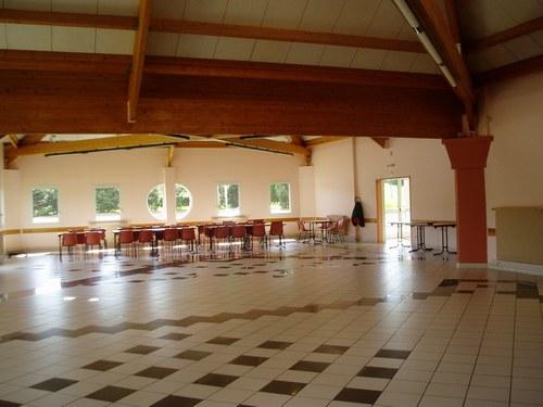 La salle des fêtes de Bonningues-les-Calais (62)
