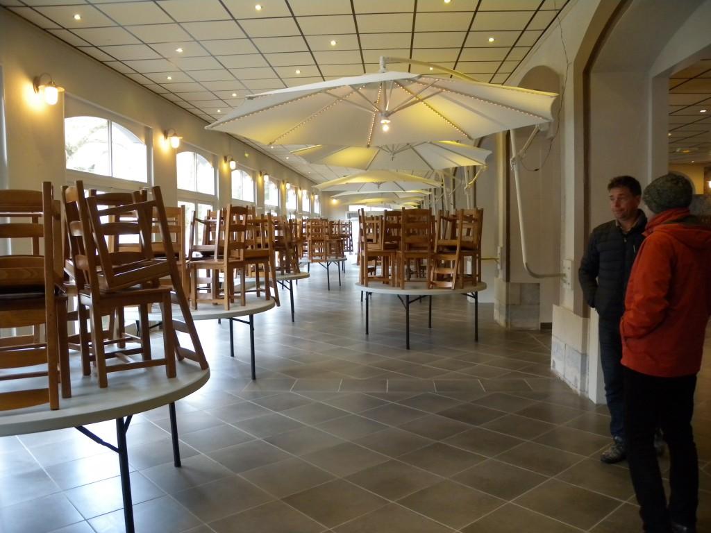 Les difficultés rencontrées pour notre recherche de salle en Franche-Comté