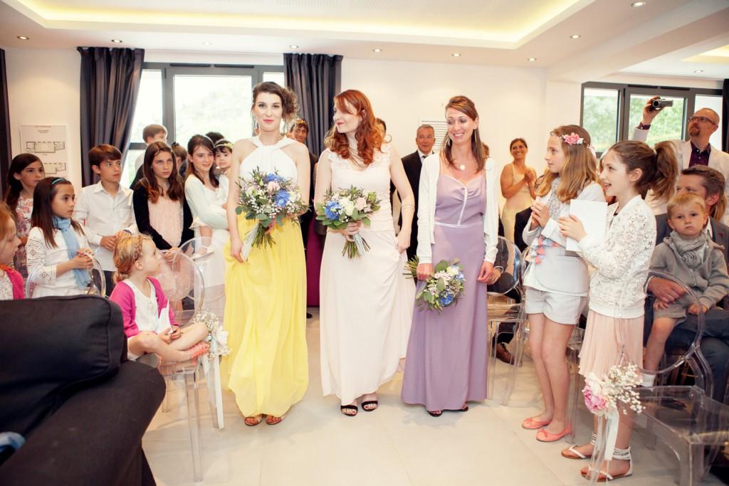 Le mariage au thème romantique moderne de Mlle Delprincesse avec un dress-code pastel (17)