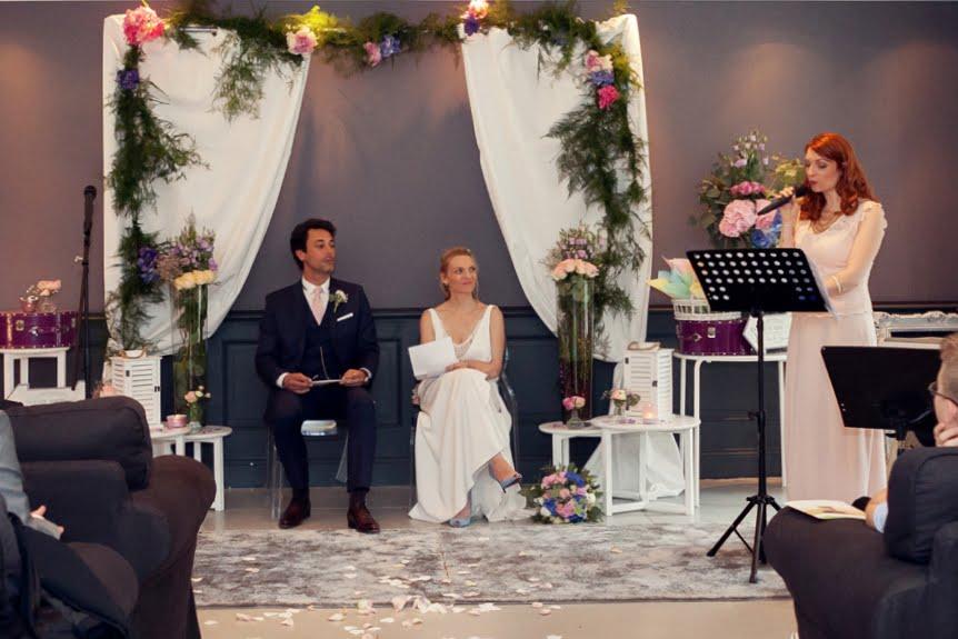 Le mariage au thème romantique moderne de Mlle Delprincesse avec un dress-code pastel (19)
