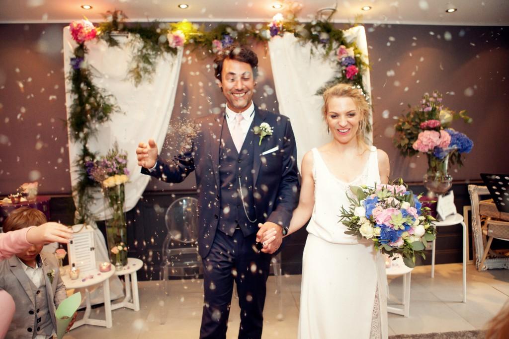 Le mariage au thème romantique moderne de Mlle Delprincesse avec un dress-code pastel (23)