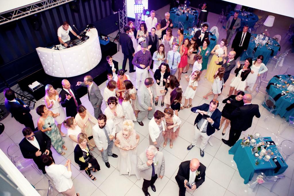 Le mariage au thème romantique moderne de Mlle Delprincesse avec un dress-code pastel (29)