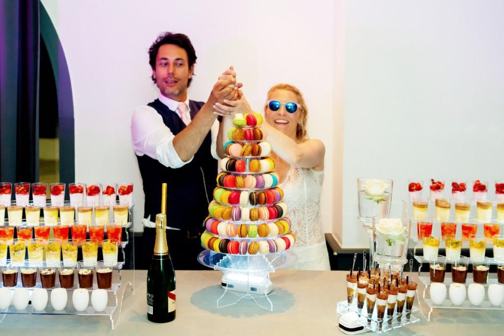 Le mariage au thème romantique moderne de Mlle Delprincesse avec un dress-code pastel (34)