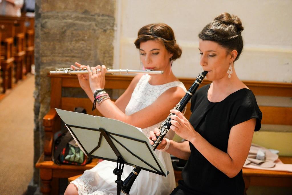 Le mariage champêtre romantique de Cécile avec une touche de rose (11)