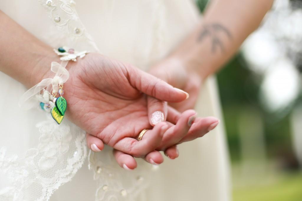 Le mariage rétro-bohème à la campagne de Bianca (28)