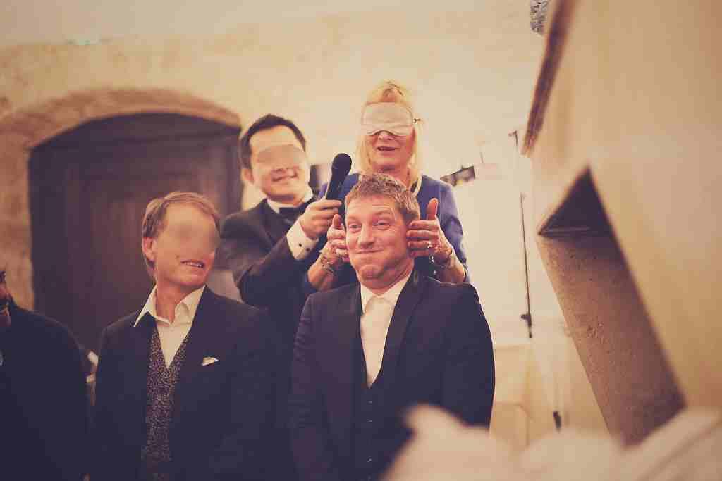 Les animations du mariage : reconnaître son Prince Charmant ! // Photo : BabouchKAtelier