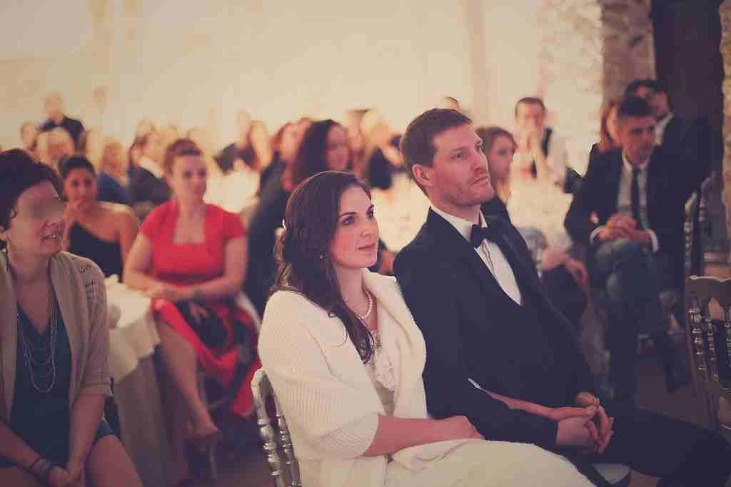 Les animations du mariage : le diaporama fait par les témoins ! // Photo : BabouchKAtelier