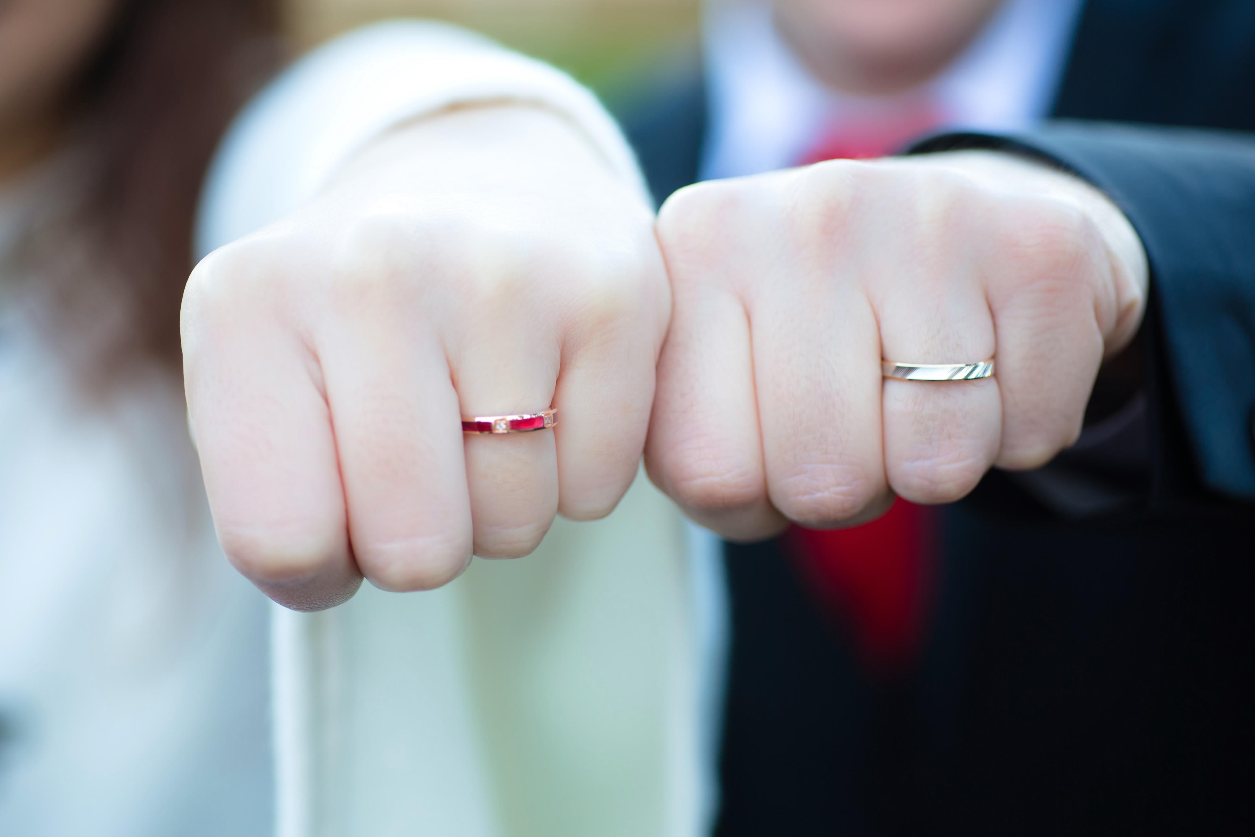 Mon mariage geek automnal : les photos de couple