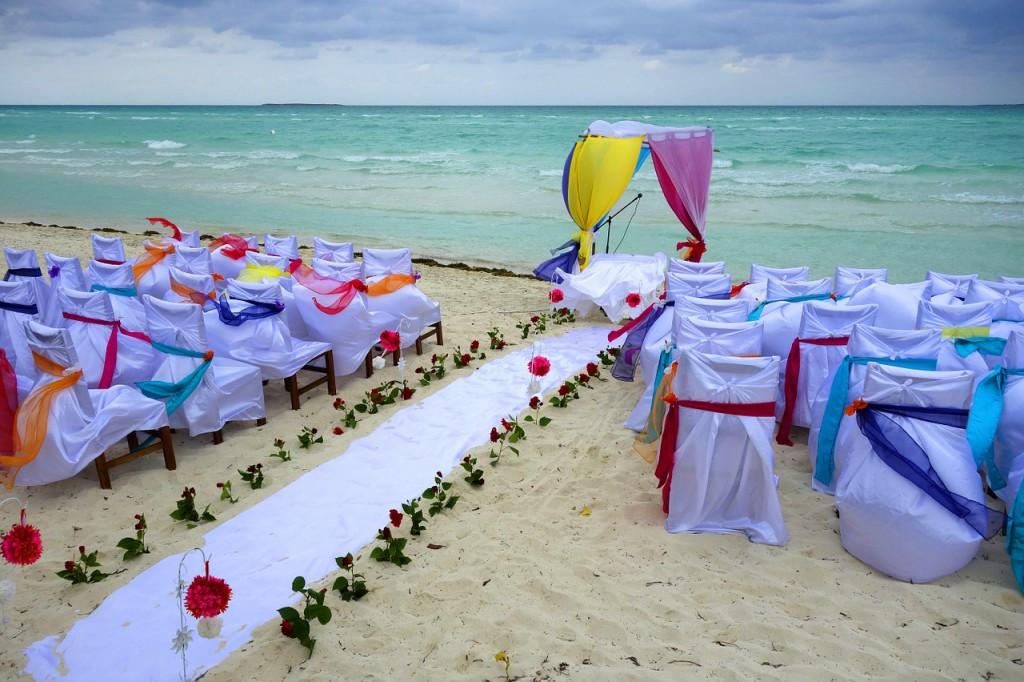 Où trouver un endroit près de la mer pour nous marier ?