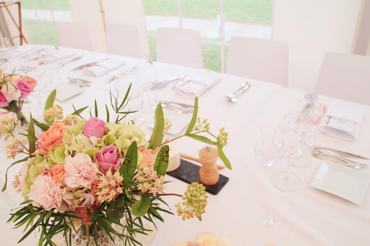 Quelles fleurs pour mon mariage de septembre ?