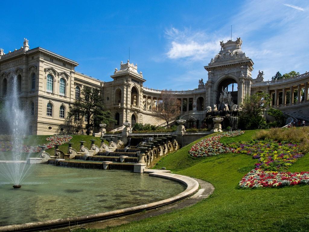 Nos retrouvailles au Palais Longchamp