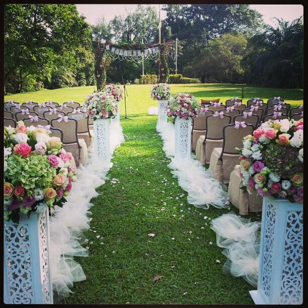 Imaginer notre mariage et fixer des critères pour le lieu de réception