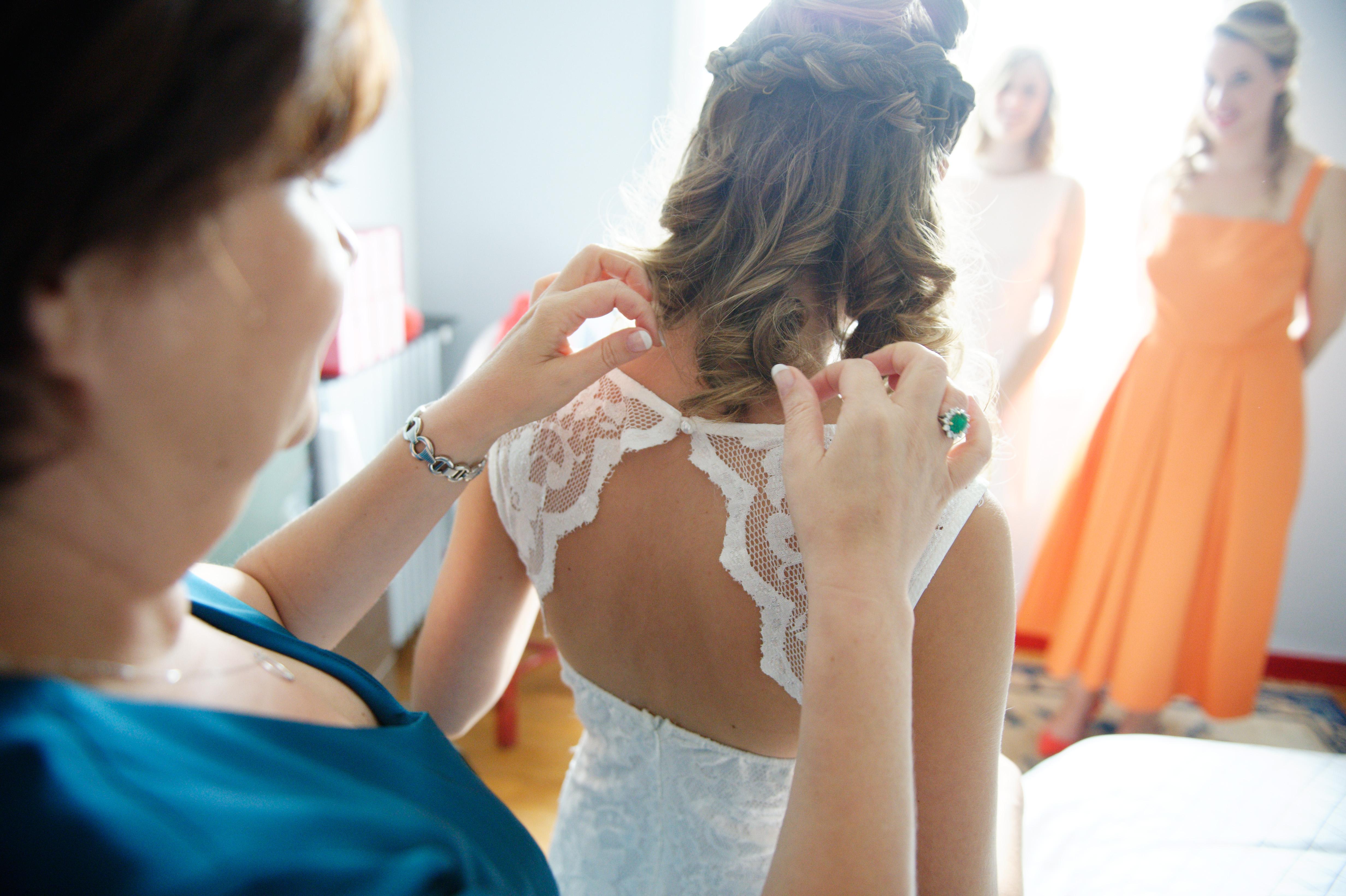 Mon mariage liberty au château : les préparatifs entre filles – Partie 2