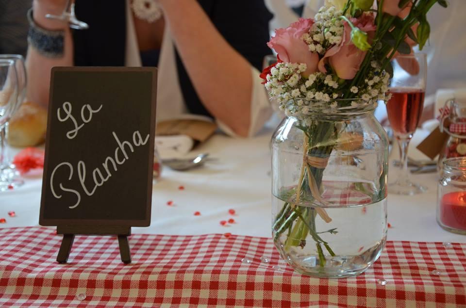 Le mariage de Mélodie sur un thème Bistrot Parisien (14)