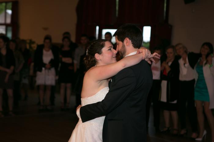 Le mariage de Mélodie sur un thème Bistrot Parisien (17)
