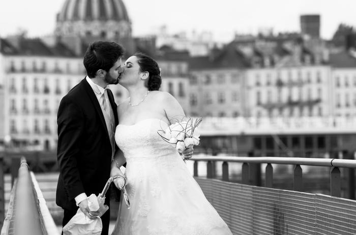 """Le mariage de Mélodie sur un thème """"Bistrot Parisien"""" !"""