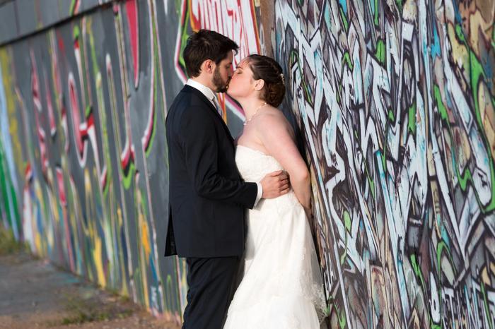 Le mariage de Mélodie sur un thème Bistrot Parisien (20)