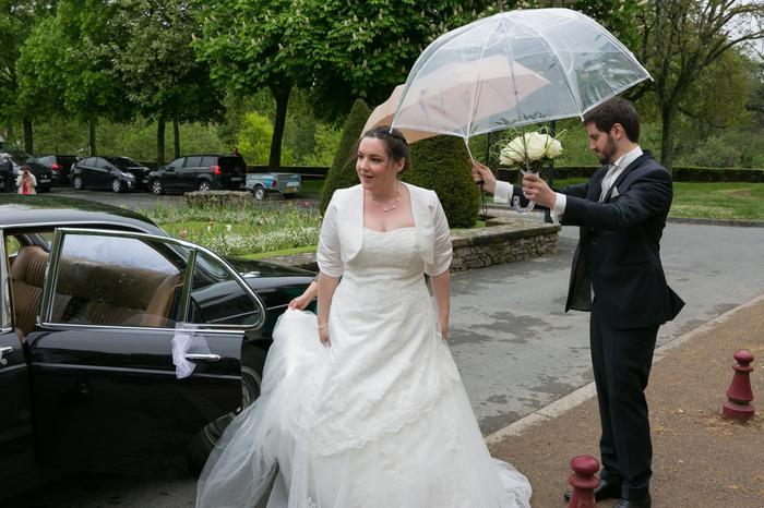 Le mariage de Mélodie sur un thème Bistrot Parisien (7)