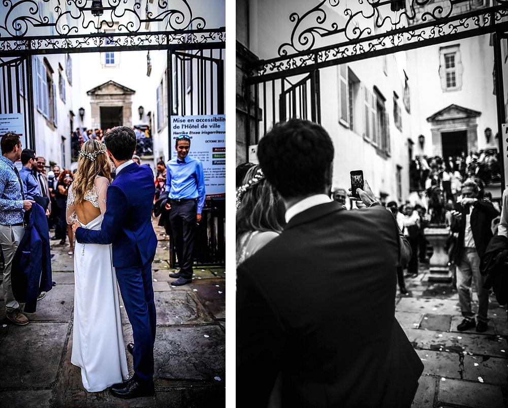 Le mariage de Sarah au Pays Basque (8)