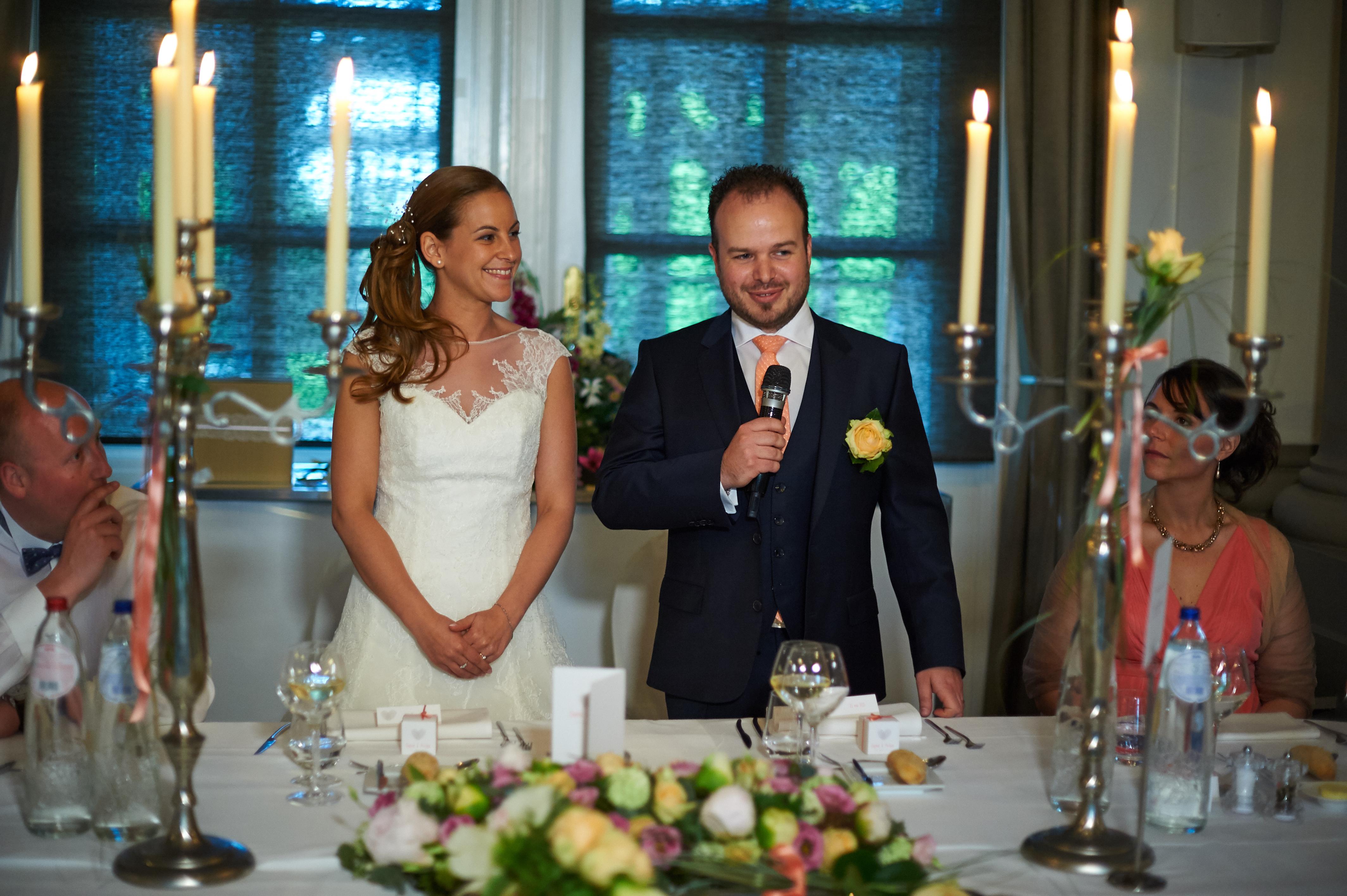 Mon mariage orthodoxe grec : la réception et le repas