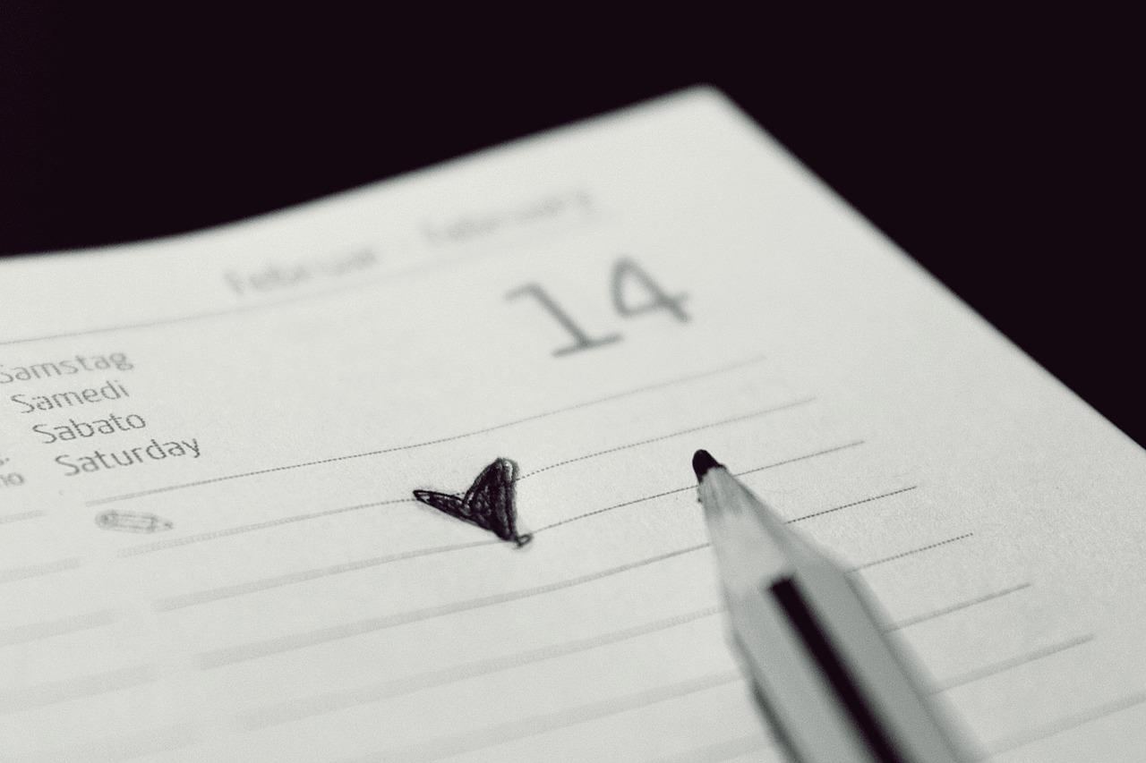 Le choix de la date : sommes-nous aussi fous que certains le pensent ? – Partie 1
