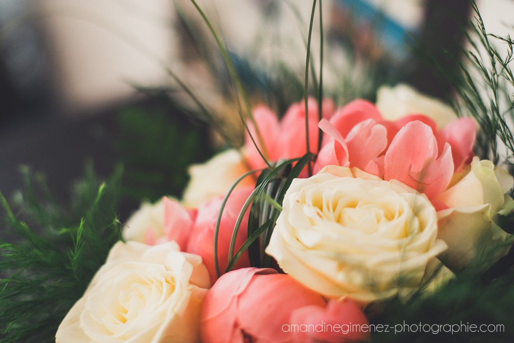 Mon bouquet // Photo : Amandine Gimenez