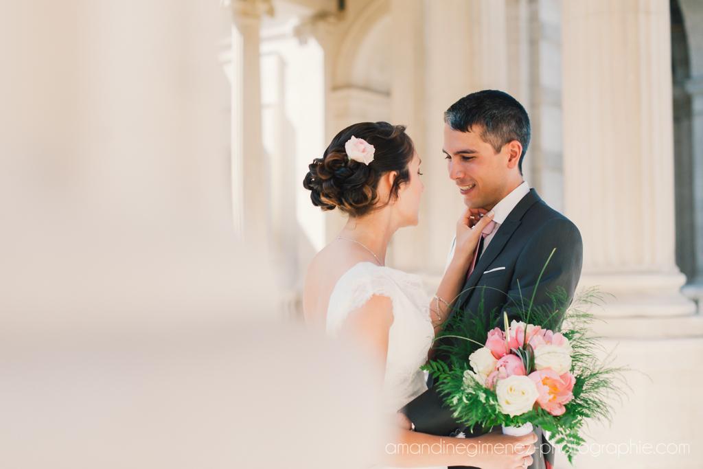 Mon mariage champêtre sur une note de romantisme : les retrouvailles