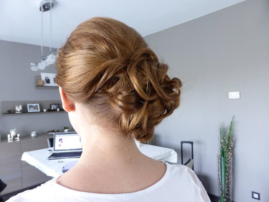 Mes essais coiffure pour le jour J