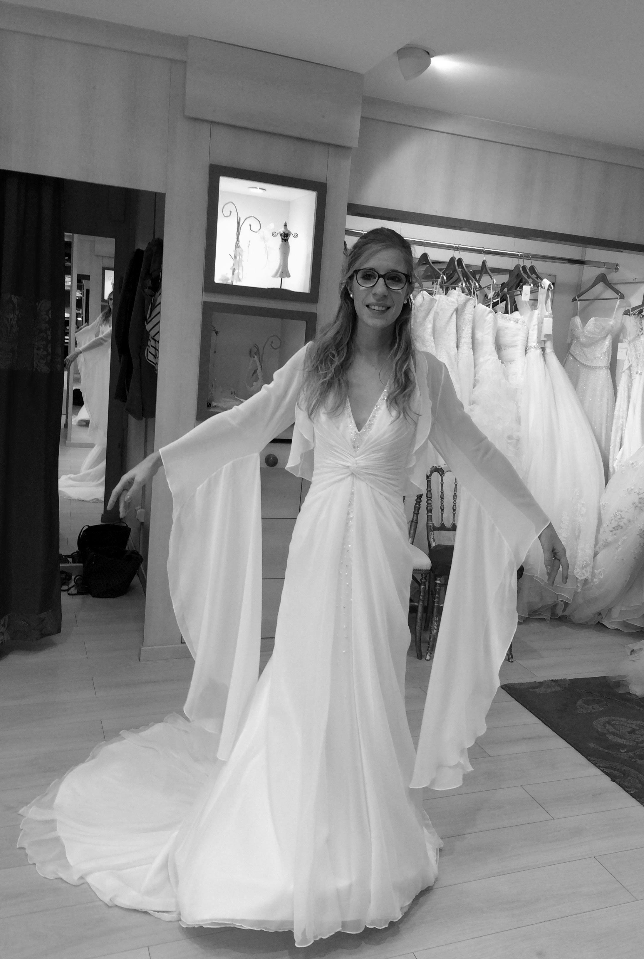 Ma robe de princesse : du rêve à la réalité – Partie 2