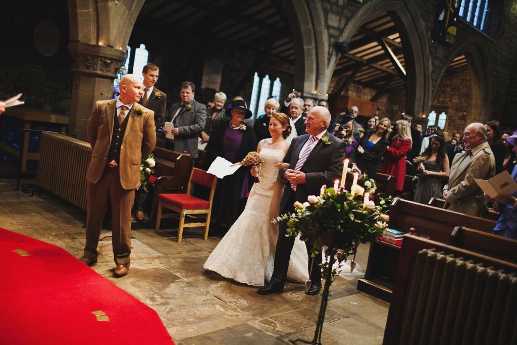 Une préparation au mariage religieux très décevante