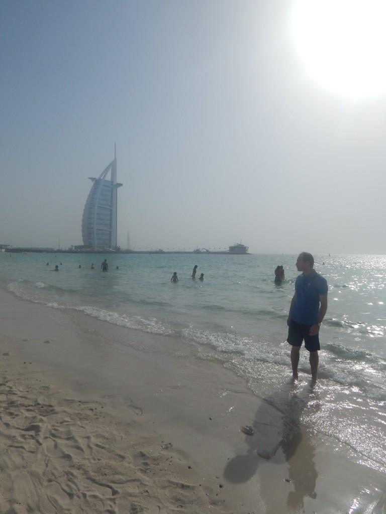 Notre voyage de noces / tour du monde : arrêt à Dubaï