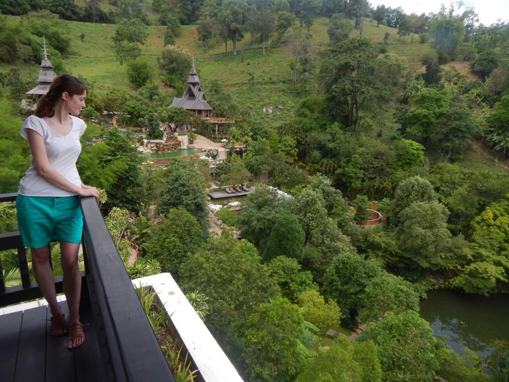 Notre voyage de noces / tour du monde : arrêt à Chiang Mai