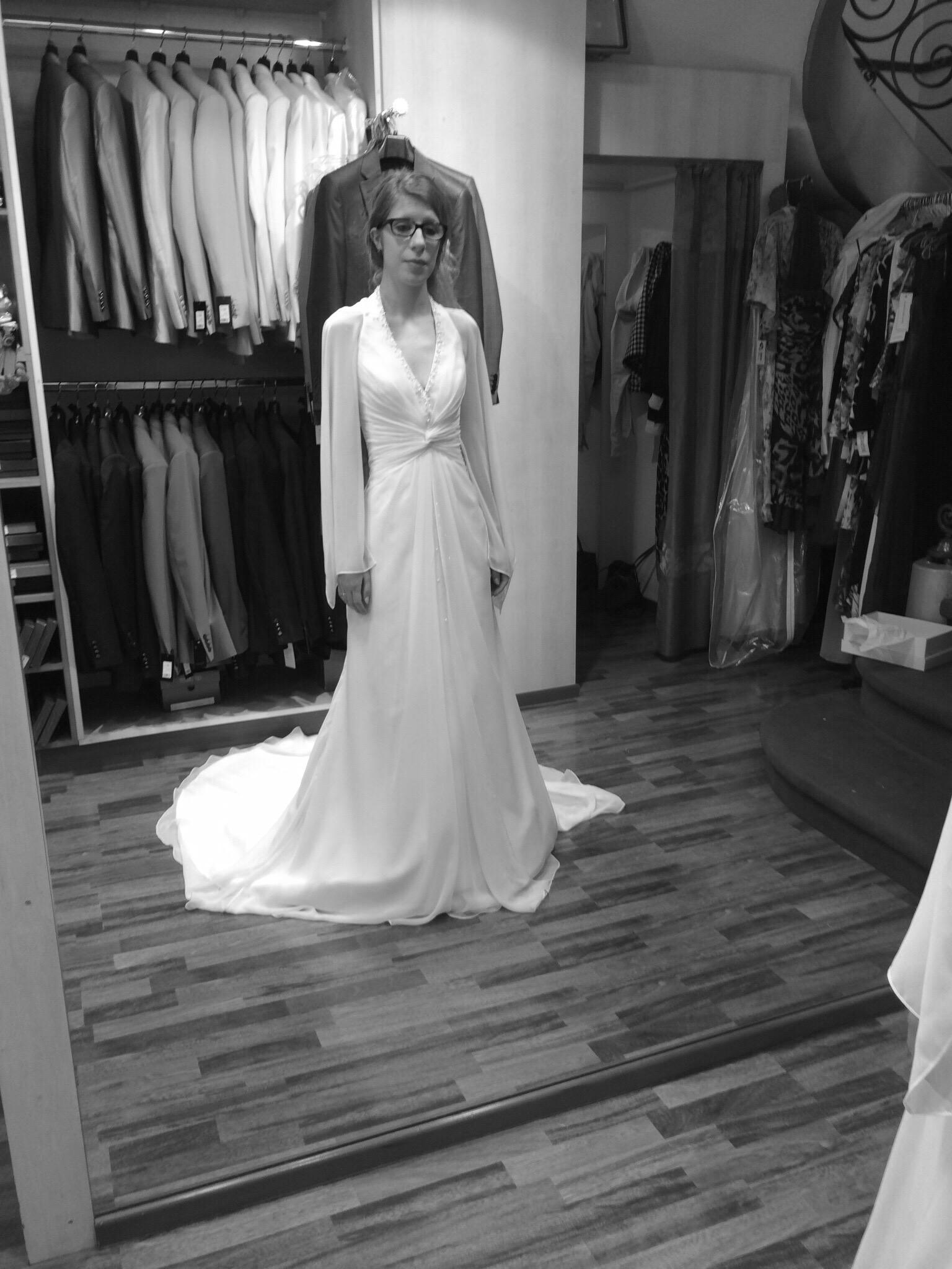 Ma robe de princesse : du rêve à la réalité – Partie 1
