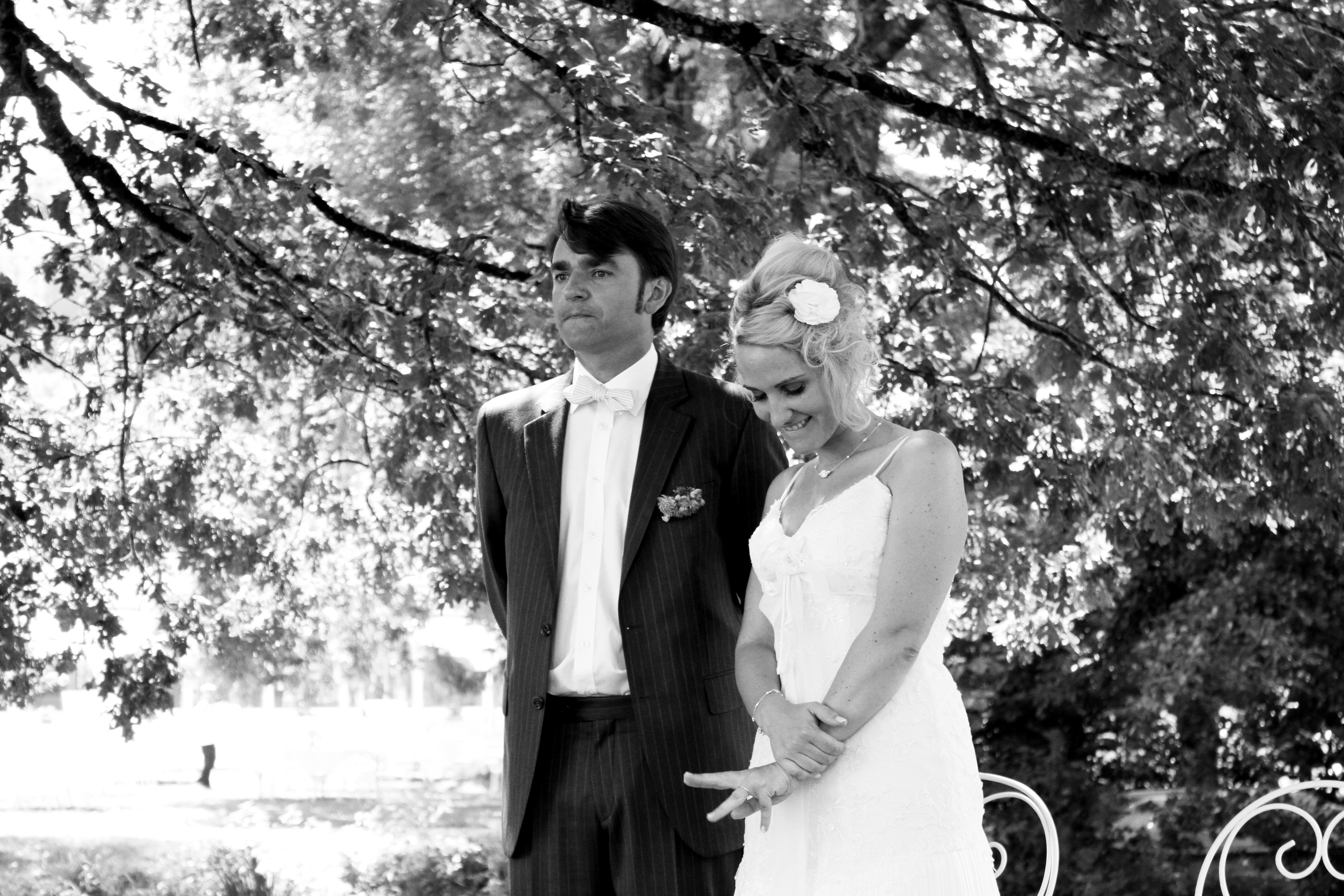 Mon mariage en deux temps sous les arbres : ma cérémonie laïque !