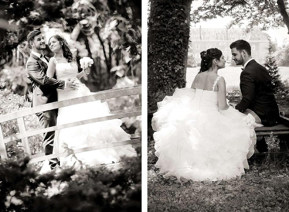 Le mariage d'Émilie avec une cérémonie laïque, beaucoup d'amis et des surprises en pagaille (10)