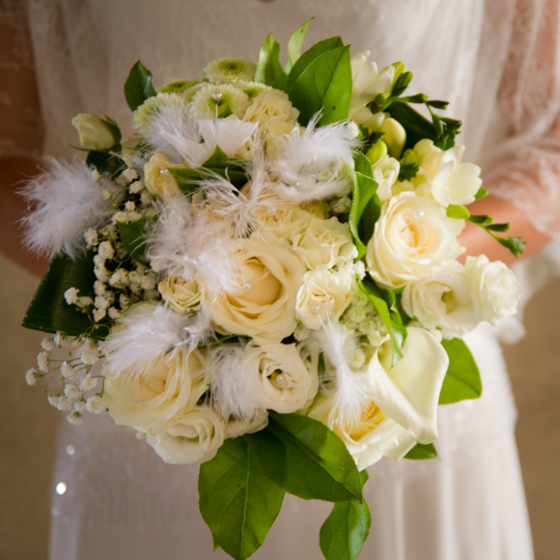 Le mariage franco-britannique de Mlle Années Folles, avec une touche d'Italie et de Charleston