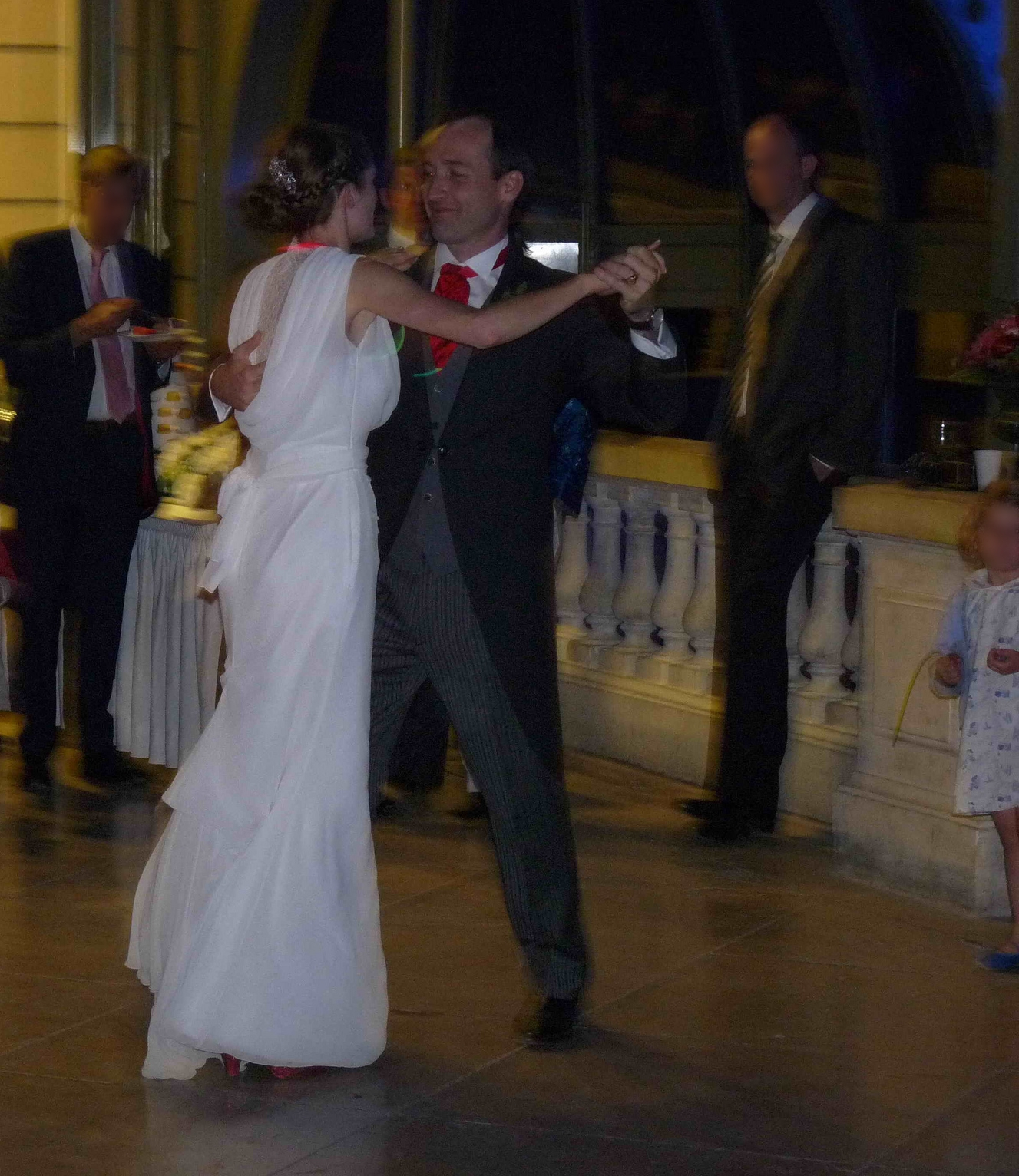 Mon mariage traditionnel à paillettes : les oubliés du jour J !