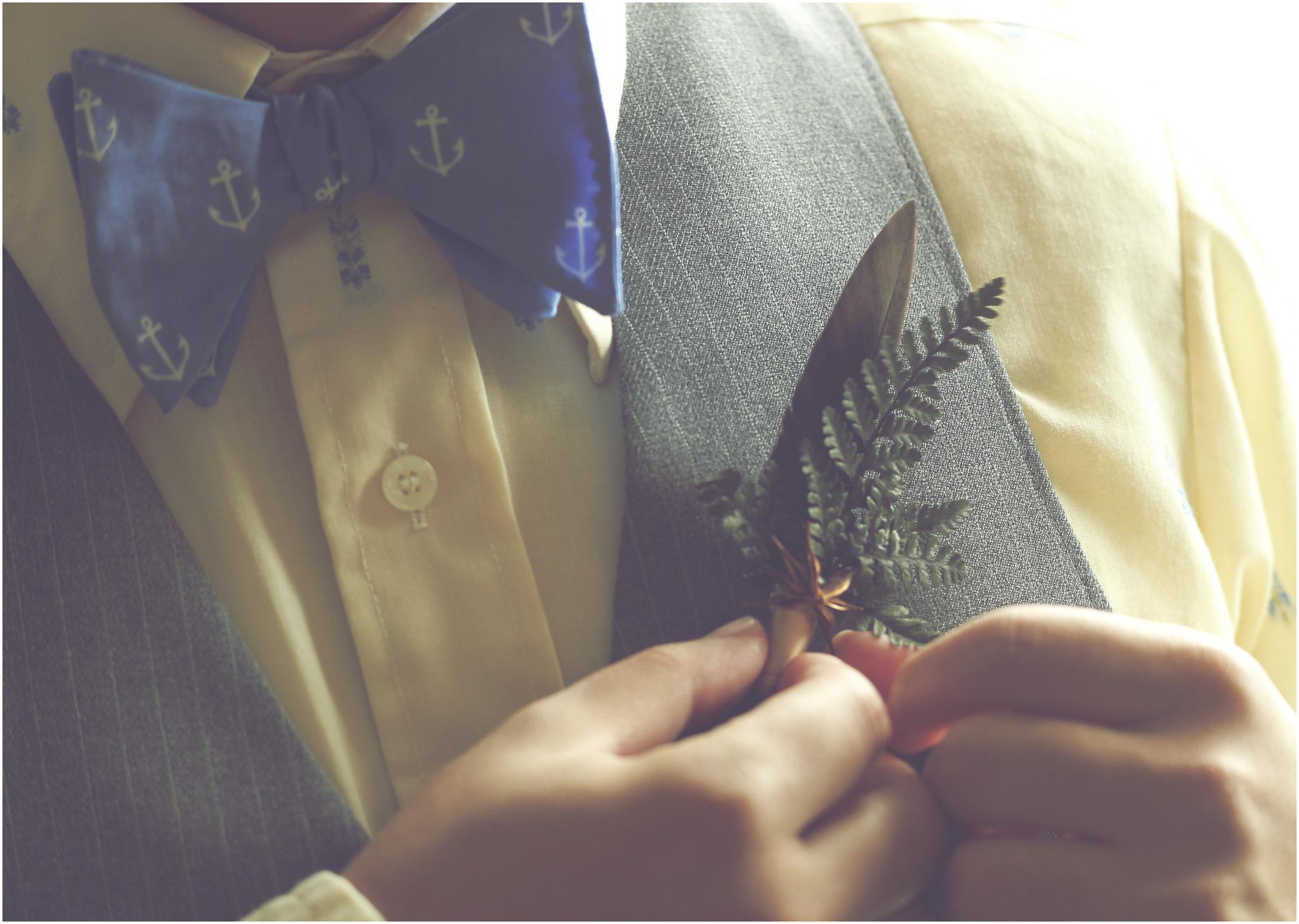 26 tutos DIY pour des accessoires de marié(e) faciles à faire soi-même